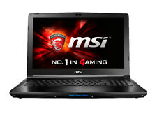 "*NEW* MSI GL62M 7RDX-1408 15.6""  i7-7700HQ 8GB (128GB SSD + 1TB HDD) GTX 1050"