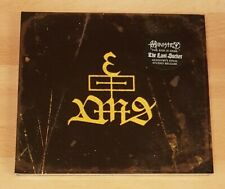 MINISTRY 'THE LAST SUCKER' - DIGIPAK CD ALBUM