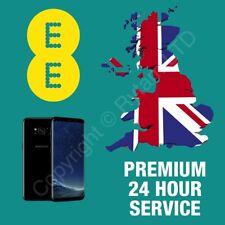 Unlock Code Service Samsung Galaxy S4 S5 S6 S7 S8 For EE ORANGE T-MOBILE UK