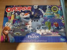 Disney FROZEN Operation Fun Family Game Complete Barely Used Excellent from 2014