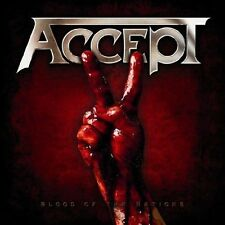 Blood of the Nations [Digipak] by Accept (CD, Sep-2010, Universal Distribution)