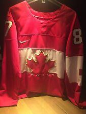 Sidney Crosby Team Canada Olympic Jersey Nike Size L 48/50