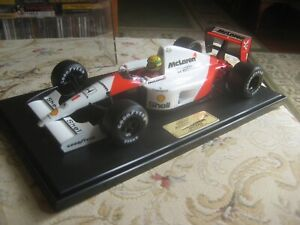 TAMIYA 1/20 COLLECTORS CLUB MCLAREN MP4/6 AYRTON SENNA