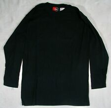 Unusual Vintage Long Sleeve Knit Apple Store Employee T-Shirt Shop Different Xl