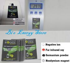 7x Anti-Radiation Aufkleber für Handy &MultimediaGeräte gegen EMF&E-Smog+1Gratis