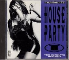 Turn Up The Bass House Party 1 (1992) Praga Khan, Quazar, Moby, CUBIK 22, Todd T