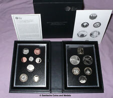 2015 ROYAL MINT UK PROOF COIN SET - COLLECTORS EDITION - 13 COINS