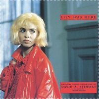 DAVID A. STEWART - LILY WAS HERE   CD NEW+