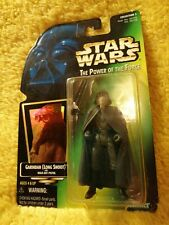 Star Wars Power of The Force (Foil) - Garindan (Long Snoot) Figure on Green Card