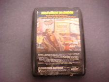 "Buck Owens In London, 8 Track Tape,Tested,""Live""at the London Palladium"