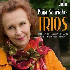 Saariaho: Trios, New Music