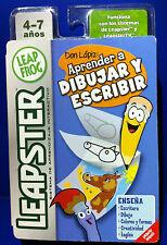 LeapFrog Leapster Educational Game: Don Lápiz Aprender a dibujar y escribir