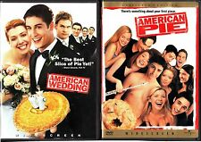 American Wedding & American Pie;Collector Edition;2DVDs
