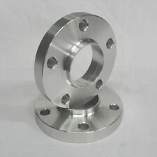 wheel spacers 25mm for Toyota Yaris 4 x 100 center bore  54.1mm NEW /no bolts