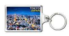TOKYO JAPAN MOD8 KEYRING SOUVENIR LLAVERO