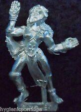 1998 Amazon Bloodbowl Catcher Citadel Team Fantasy Football Human Female Warrior