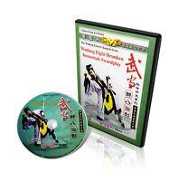 Wudang Kunfu Series - Wu Dang 8 Drunken Immortals Swordplay by You Xuande DVD