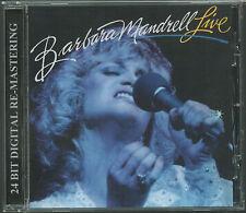 MANDRELL, BARBARA - Live