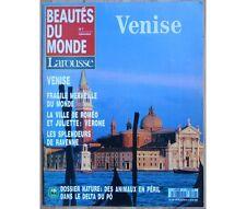Collectif - Hebdomadaire Beautés du Monde n°7 - Venise - Larousse -