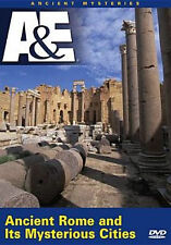 ANCIENT MYSTERIES: ANCIENT ROME & ITS MYSTERIOUS - DVD - Region 1 - Sealed