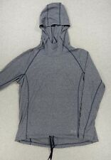 Under Armour Threadborne Athletic Fitness Hoodie Pullover (Womens Medium)