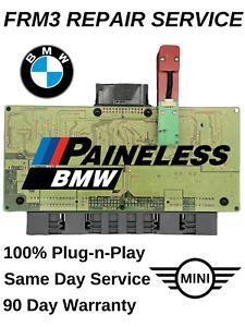 FRM3 FOOTWELL MODULE REPAIR FOR BMW/MINI---PLUG-N-PLAY! SAME DAY REPAIR!