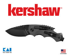 "Kershaw Knives 8720 Shuffle DIY Folding Knife 2.4"" 8cr13mov Blade With Two Bits"