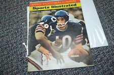 Gale Sayers Bukich Chicago Bears 9/12/1966 Sports Illustrated Magazine