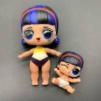 LOL SURPRISE POP HEART Series 4 Big Sister & LIL COLOR CHANGER DOLLS GIFT Toy IT