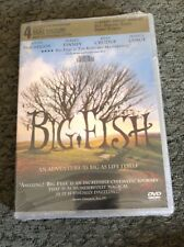 Big Fish (Dvd, 2004)Factory Sealed