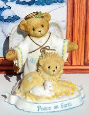 """Cherished Teddies * TESSA - """"Peace on Earth"""" - 2003 (RETIRED)"""