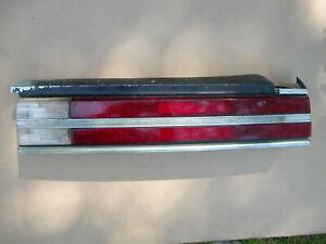 1984-85-86-87 BUICK REGAL 2-DR HARDTOP - OEM RIGHT PASSENGER TAIL LIGHT