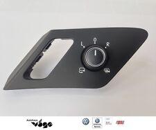 Original VW Golf VII Spiegel Schalter / Chrom Optik/ Spiegelverstellung/ Variant