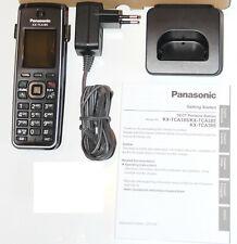 ► Panasonic KX-TCA185CE +++ ZUSTAND◄ mit Ladest.Netzt Rechnung, MWST ausgewiesen