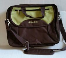 The Paper Studio Shoulder Bag Briefcase Scrapbooking Craft Organizer Carry Case