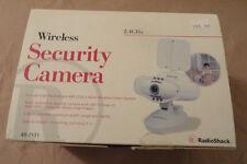 2.4GHz Wireless Security Camera RadioShack 49-2531 NEW For Use w/ 49-2530