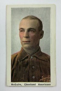 1910-11 M116 Sporting Life Deacon McGuire OOK10