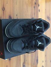 "Jordan shoes: Air Jordan 3 Black Cat Flip 3s "" Retro Size 11.5"