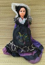 Ancienne poupée  espagnole? poupée ancienne jouet collection, old french doll