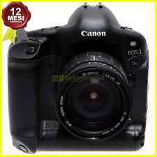 Fotocamera Canon EOS 1DS reflex digitale Full Frame con zoom 28/200mm innesto EF