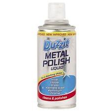 Metal Aluminium Silver Copper Stainless Steel Polish Liquid Cleaner Spray 180ml