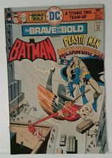 THE BRAVE AND THE BOLD # 123 - DC COMICS - DECEMBER 1975