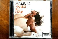 Maroon 5 - Hands All Over  - CD, VG