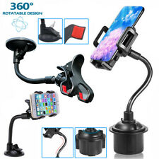 360° Universal Car Mount Windshield Cup Mobile Holder Cradle For Cell Phone GPS