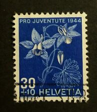 Switzerland Scott's #B129, semi-postal, used