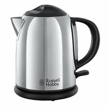 Russell Hobbs Chester Compact Bollitore 2200 W 4 Tazze acciaio inossidabile