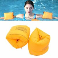 2pcs Arm Floaties Inflatable Swim Arm Bands Swimming Rings Armlets Kids Adults