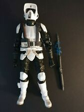 Loose Star Wars Black Series Scout Trooper GameStop Exclusive Jedi Fallen Order