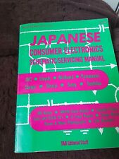 Japanese Consumers Electronics  Schematic/Servicing Manual  1970s