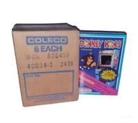 Donkey Kong by Nintendo | Intellivision | Coleco (Factory Sealed!)